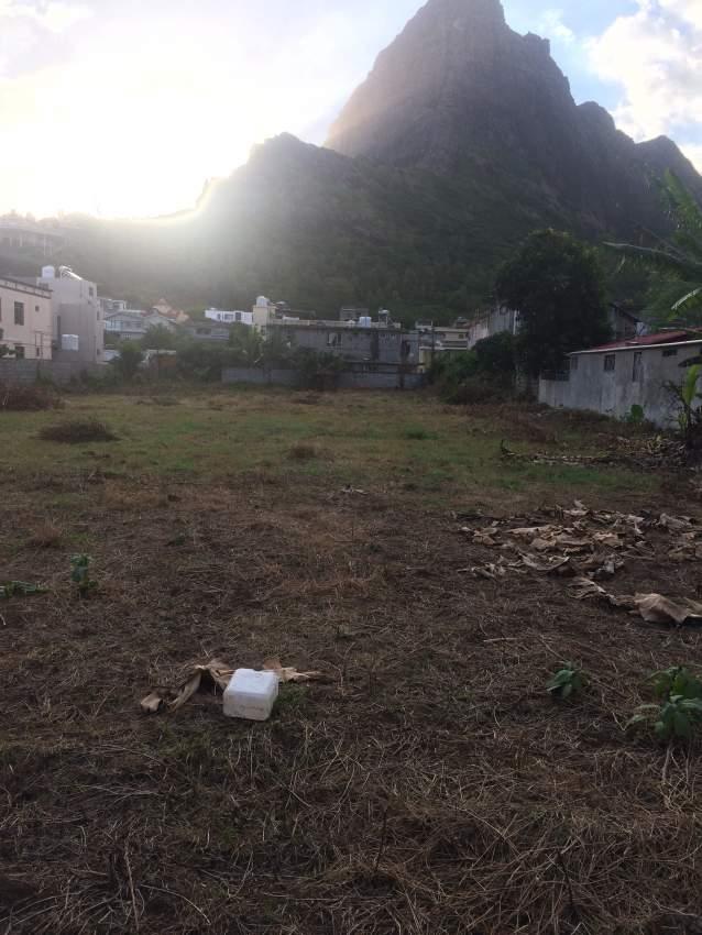 Residential Land for sale in Quatre Bornes