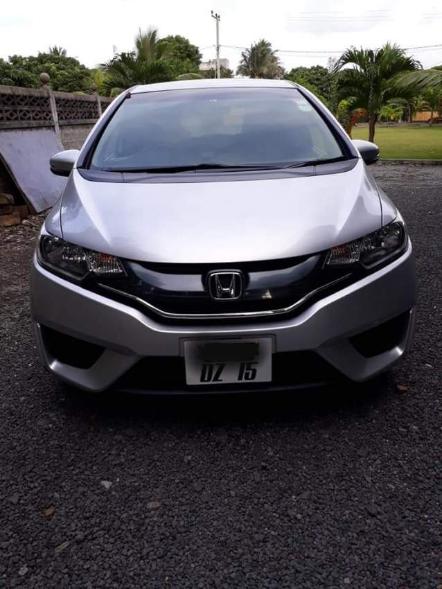 Honda Fit 2015 - Family Cars at AsterVender