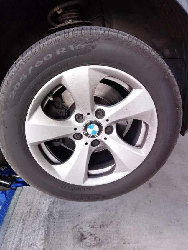 BMW Series 3 F30 Wheels