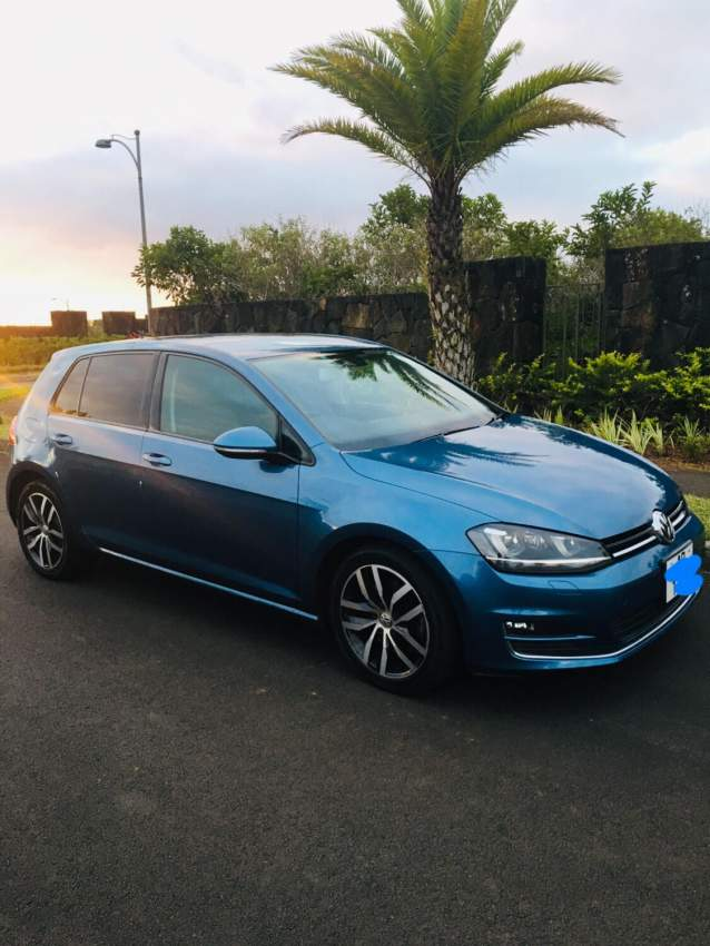 volkswagen golf 7 1.4 TSI highline 140hp - Sport Cars at AsterVender