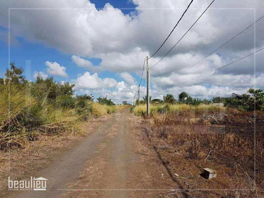 1 A 22 Ps Residential land, St Antoine- Goodlands at AsterVender