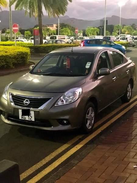 Nissan Almera Year 2012