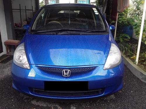 Honda Jazz - Family Cars at AsterVender