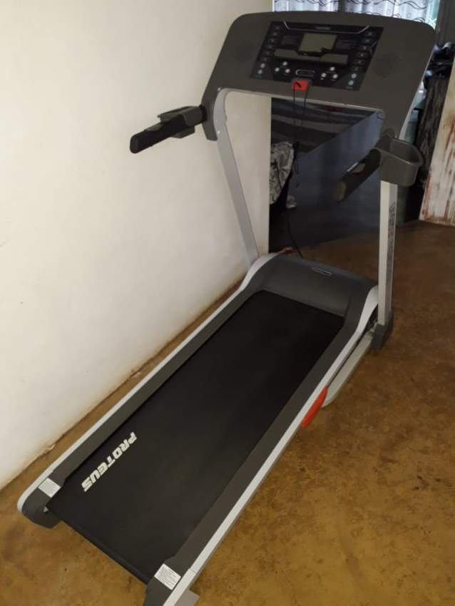 TAPIS DE COURSE - PROTEUS - PST 4500 - Fitness & gym equipment at AsterVender