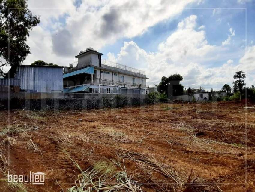 25 Perches residential land in Flacq, Riche Mare