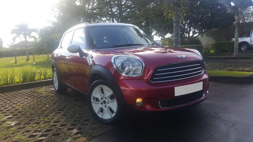 2012 Mini Countryman 1.6 at AsterVender