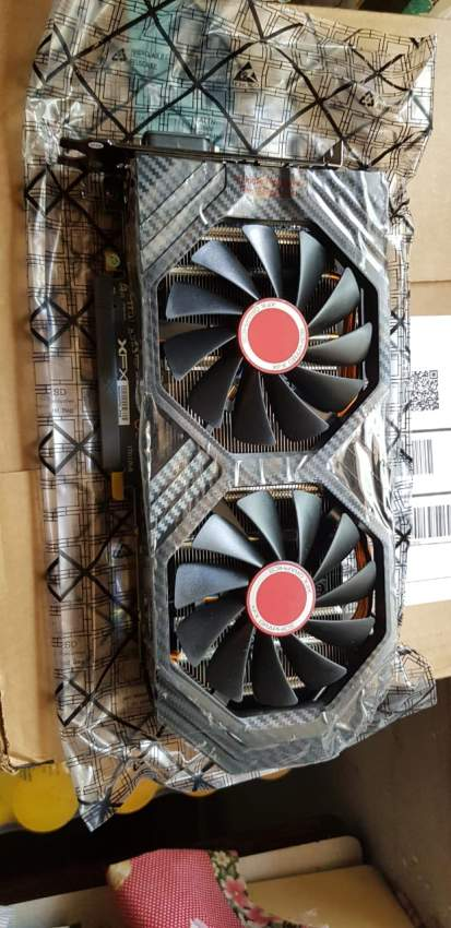 RX 580 XFX Graphic Card
