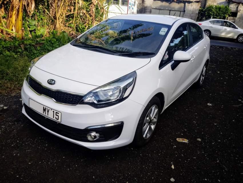 KIA - Rio 1.2 Sedan