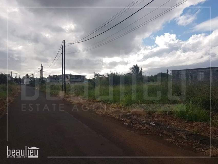 7 Perches residential land in Plaine des Papayes
