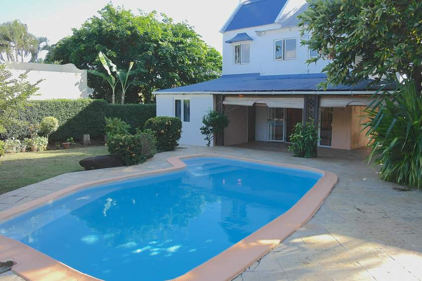Tamarin, for sale, a beautiful 3 bedrooms house of 200m2
