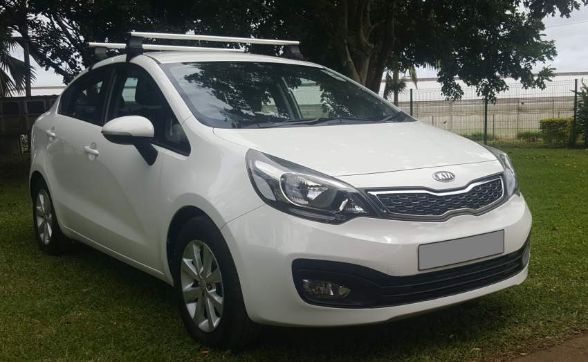 Kia RIo 1.4 Berline 2012 - Luxury Cars at AsterVender