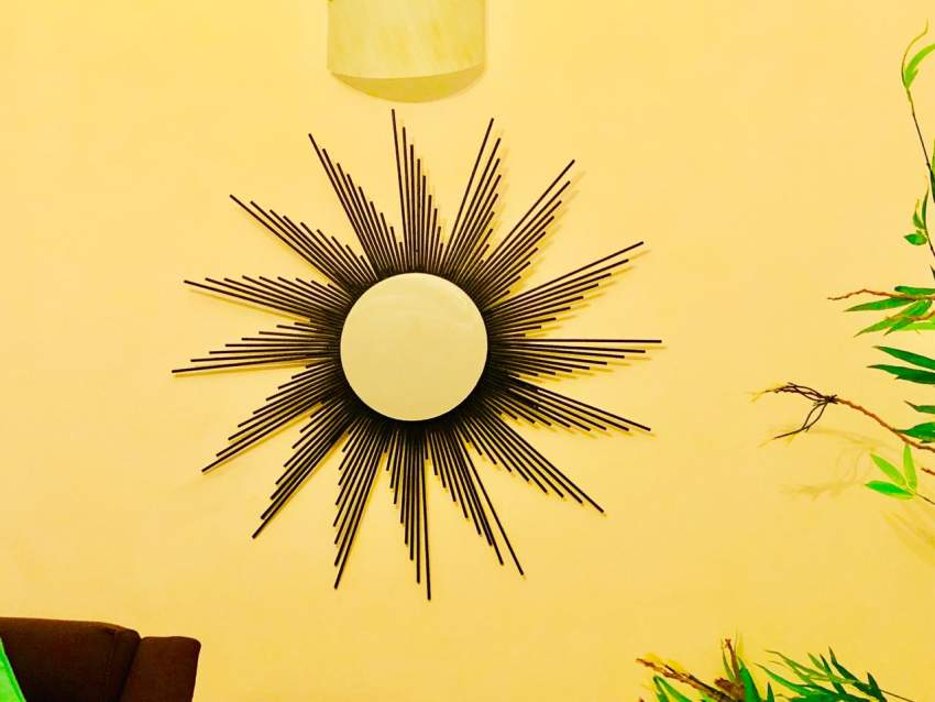Sun decoration