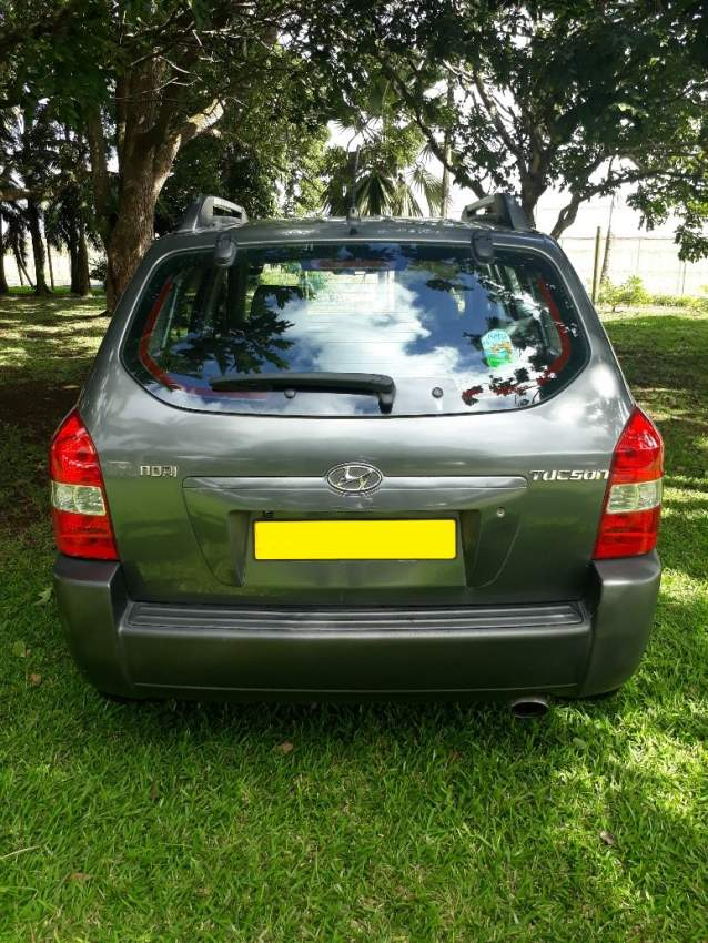 2007 Hyundai Tucson 2.0 - SUV Cars at AsterVender