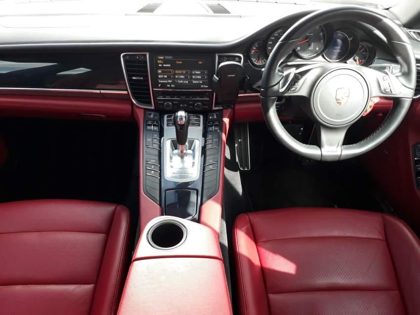 2014 Porsche Panamera 3.6 V6