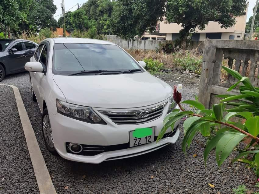 Toyota Allion A15 (YR 2012)