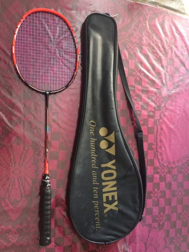 YONEX BADMINTON PROFESSIONAL RACKET  YONEX NANORAY Z-SPEE - Other Indoor Sports & Games at AsterVender