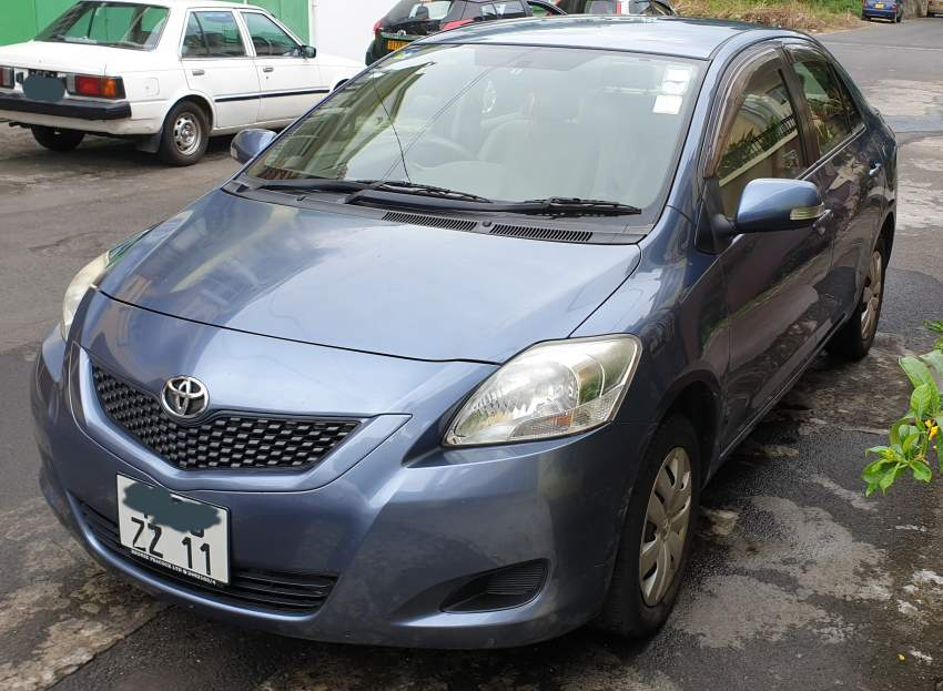 Toyota Belta  - Family Cars at AsterVender