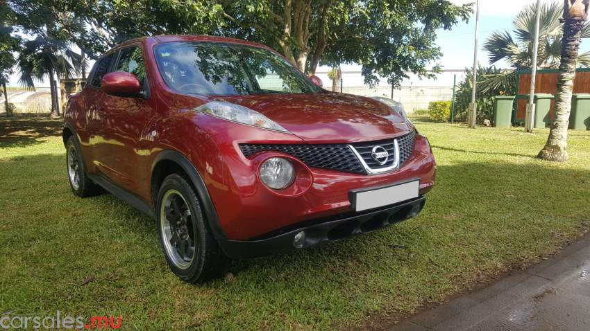 2013 Nissan Juke 1.6 Turbo