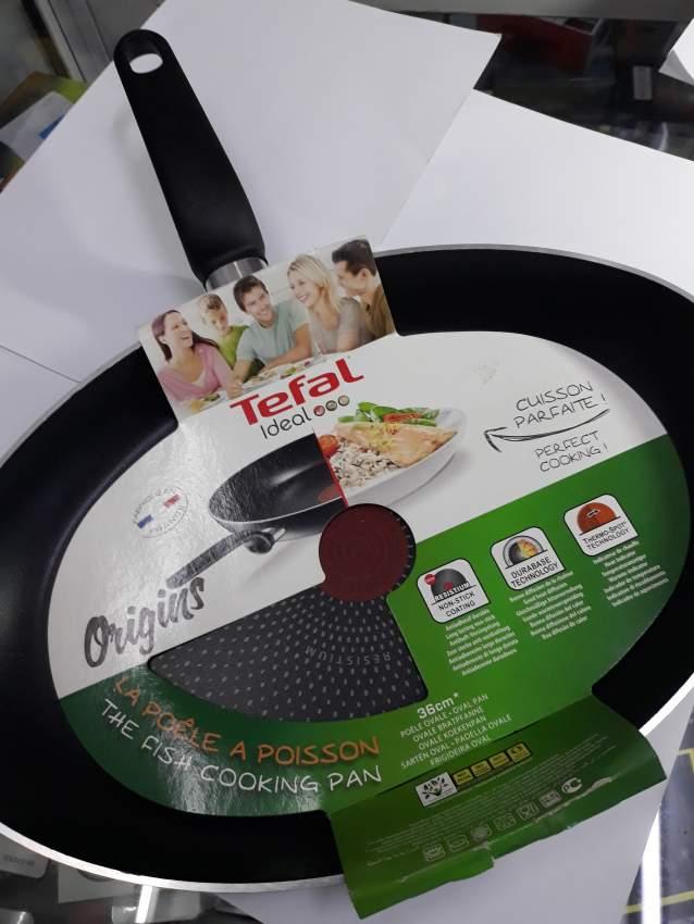 Tefal Fish cooking pan