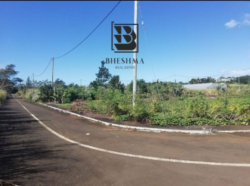 25 perches residential plot in Belle Vue at 75,000/perche  - Land at AsterVender