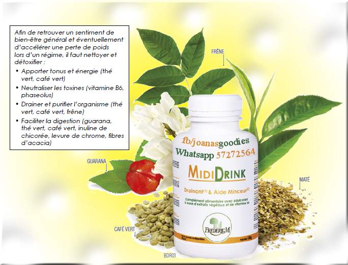 Weight Loss With Mididrink