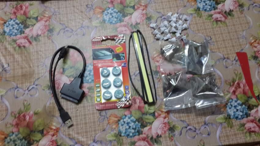 Car spare part items