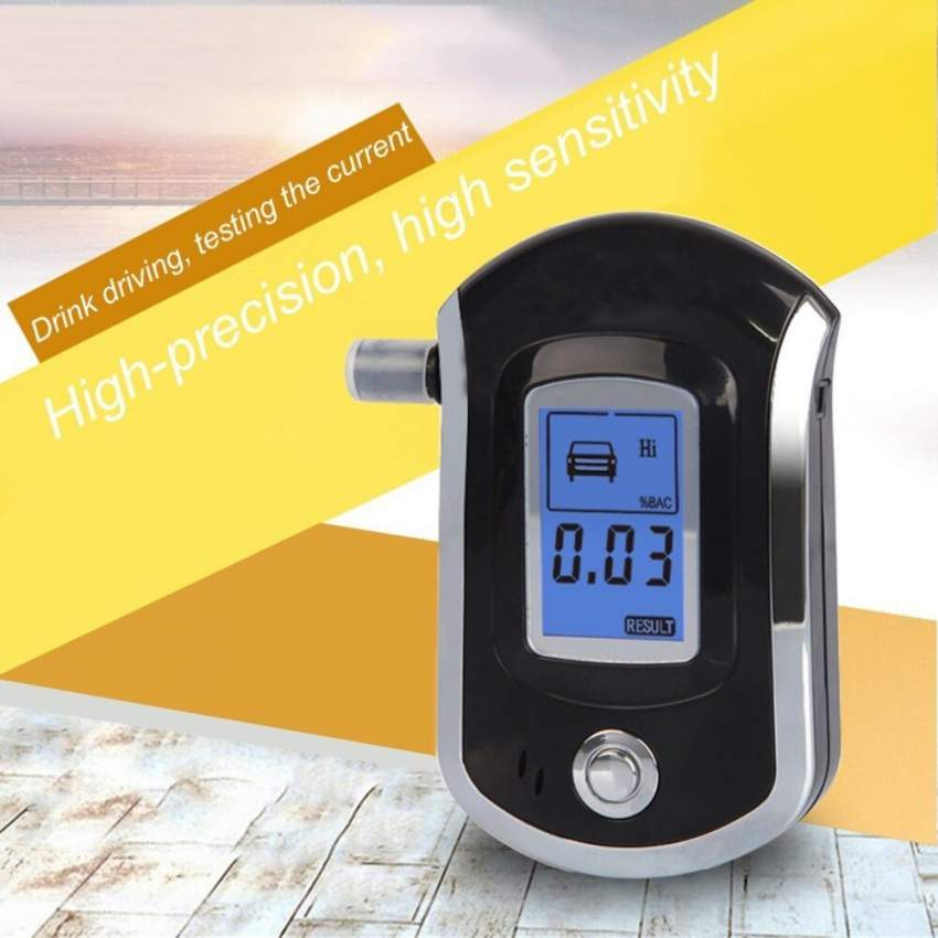 Breath Alcohol Tester AT6000