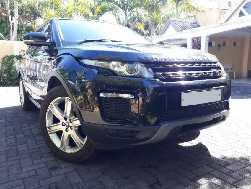 2013 Range Rover Evoque 2.0