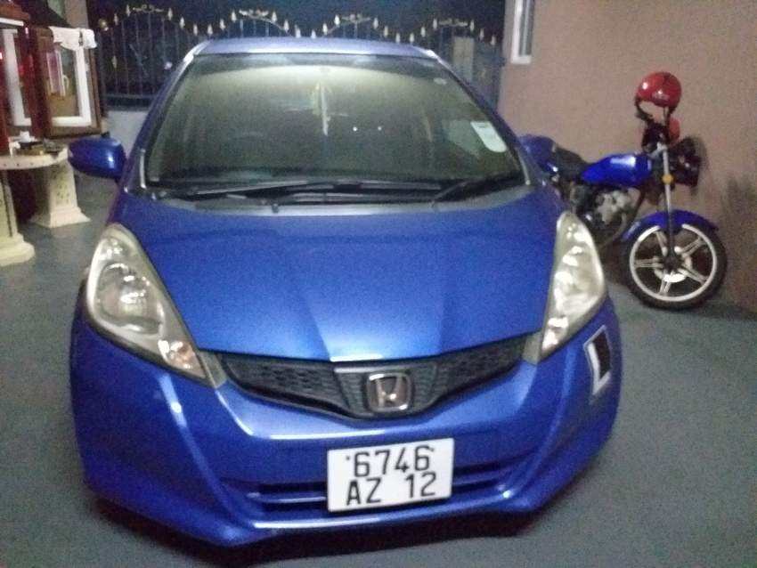 Honda Fit Hatch Back