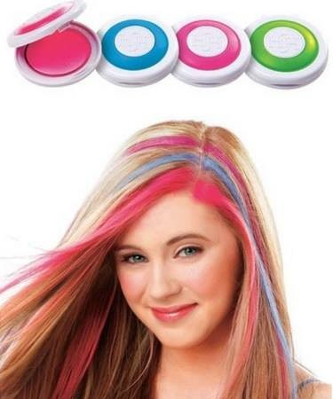 TEMPORARY HAIR CHALK at rs75 only instead of rs150 - Hair Colors at AsterVender