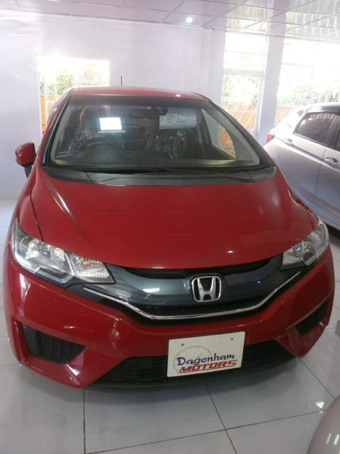 HONDA FIT YR DEC 2013
