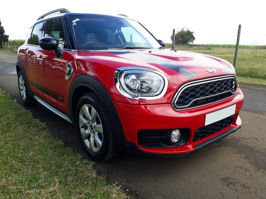 2018 Mini Cooper Countryman ALL4 Hybrid