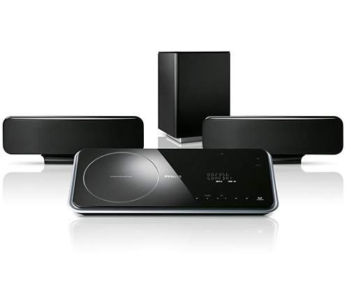 Philips DVD Home Theater System HTS6515