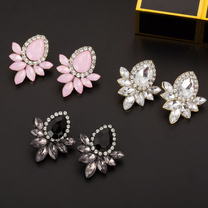 Earring lots: 3 pairs @ Rs 150.00 at AsterVender