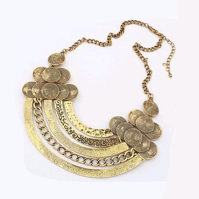 Alloy Necklace - Necklaces at AsterVender