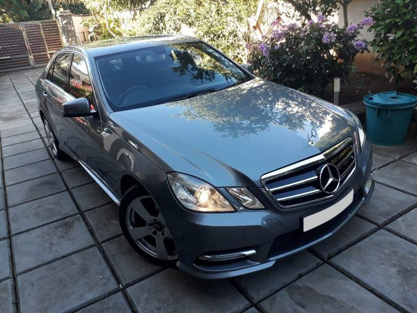 2013 Mercedes Benz E200 AMG - Family Cars at AsterVender