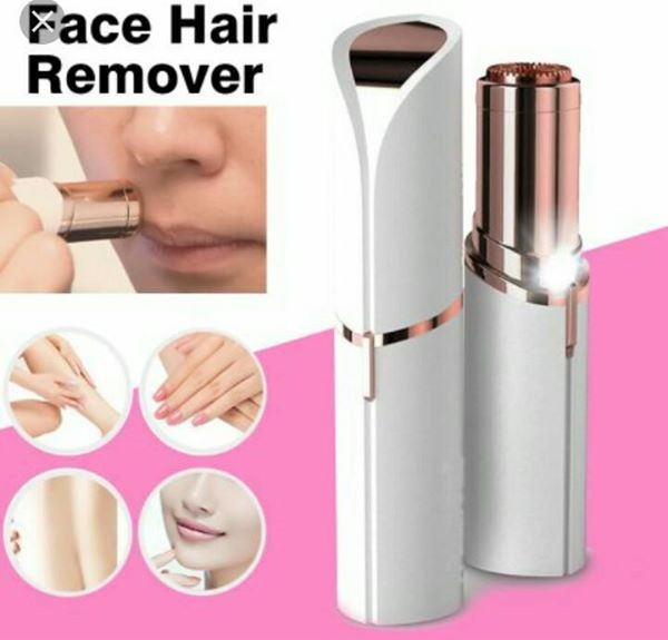 Flawless facial hair remover - Depilation products at AsterVender