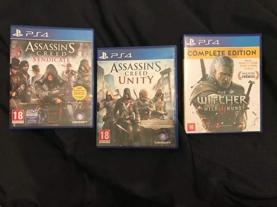 Ps4 Games ( 3 )