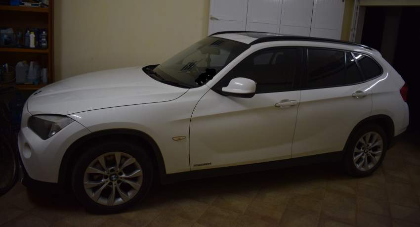 BMW X1 - White - SUV Cars at AsterVender