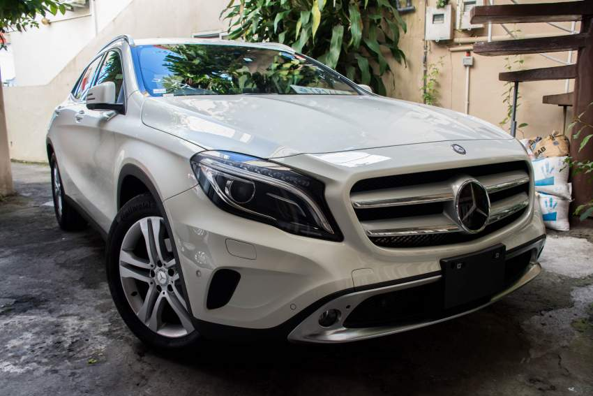 Reconditioned Mercedes GLA 180 for sale - Luxury Cars at AsterVender