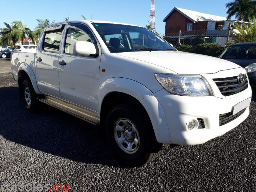 2014 Toyota Hilux 2.5 2WD