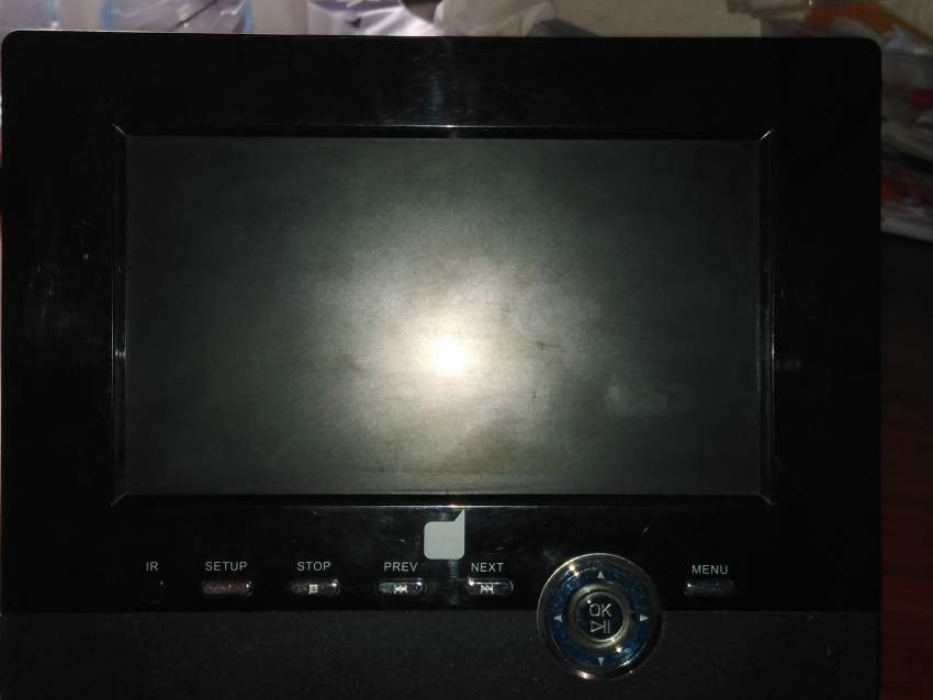 DVD and CD reader