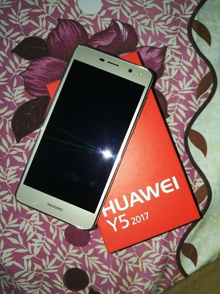Huawei Y5 2017 for sale at AsterVender