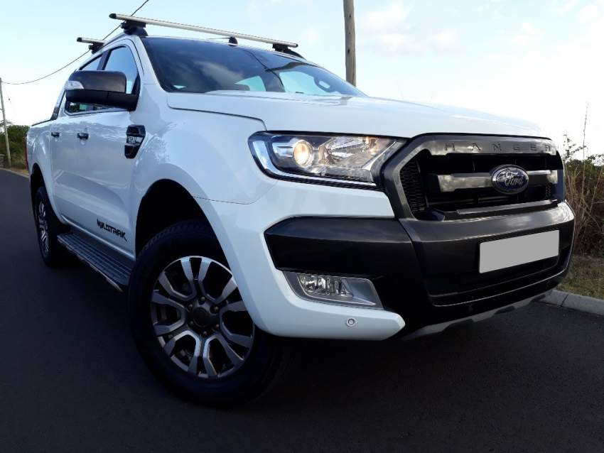 2016 Ford Ranger 3.2 Wildtrack
