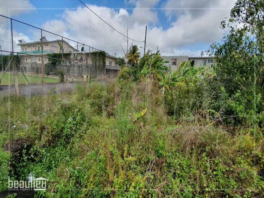 Two residential lands for sale in Amaury,  Morcellement Beau Climat