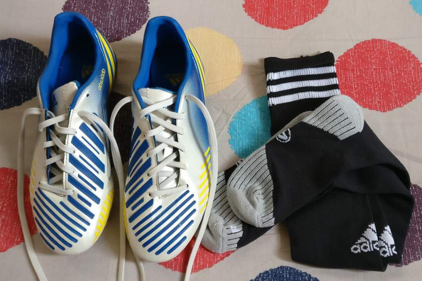 Adidas Predator soccer shoes (Size 40) - Boots at AsterVender
