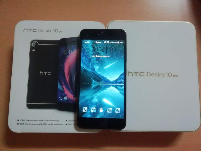 HTC Desire 10 Pro - Android Phones at AsterVender