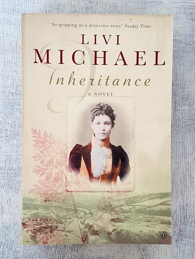 Roman de Livi Michael (en anglais)