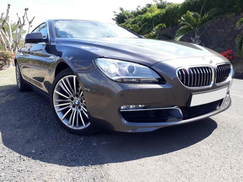 2013 BMW 640i Gran Coupé