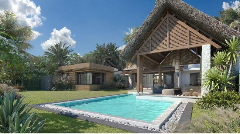 Tamarin sale villas PDS accessible to foreigners - House at AsterVender